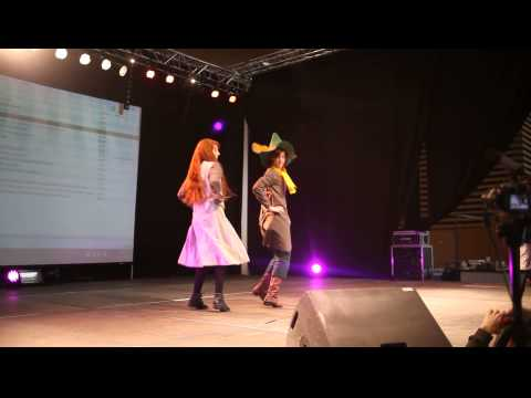 Japantouch 2013 Concours Cosplay 20 Moomins