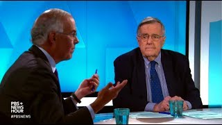 Shields and Brooks on 'reality show' rules and midterm prospects