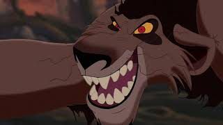 The Lion King 2 - Nuka´s death and Kovu´s Scar (Icelandic)