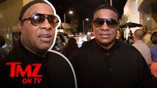 Is Stevie Wonder Punking Us? | TMZ TV