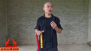 Mr. Huy Côn hướng dẫn luyện tập Côn Nhị Khúc [VIDEO 32]