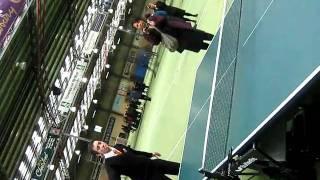 Manus playing ping pong hhar:L