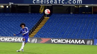FREE-KICKS WITH WILLIAN
