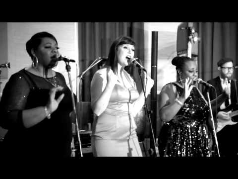 Ain't No Mountain High Enough - feat. Vula & Brendan Reilly & Soul Family