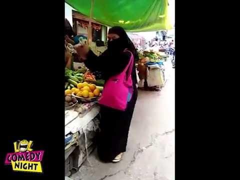 Funny dance by muslim aunty