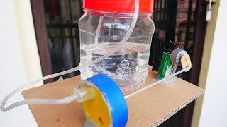 How to Make Air Pump at Home with DC Motor