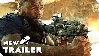 Den Of Thieves Trailer 2 (2018) 50 Cent, Gerard Butler Action Movie