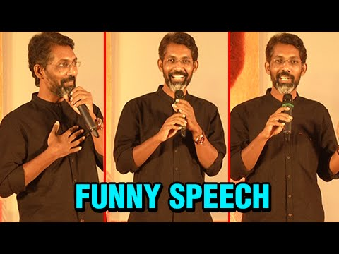 Nagraj Manjule's Most Funny Speech At Sairat Success Party | Rinku, Akash | Marathi Movie 2016