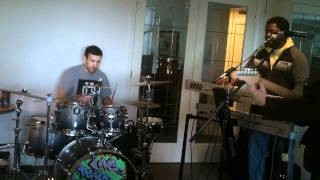 Natural Flavas Reggae Band Rehearsal