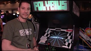 Polybius sighting at Zapcon IV