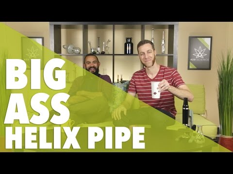 Big Ass Helix Pipe