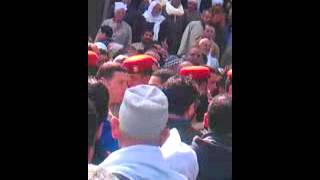خروج جنازة النقيب محمد احمد ناصر المتوفي في الكوت ديفوار من ديروط المحمودية بحيرة