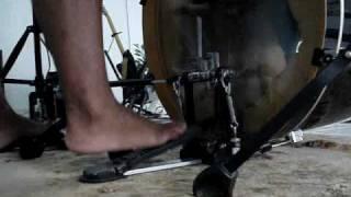 Ronny Drummer Pedal Duplo
