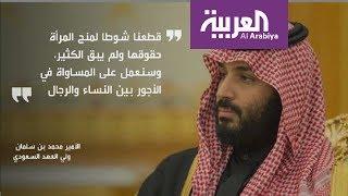 #محمد بن سلمان والإصلاحات في السعودية