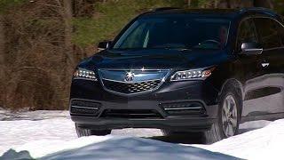 2016 Acura MDX - TestDriveNow.com Review by Auto Critic Steve Hammes