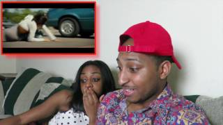 Couple Reacts 2.0 :Kidnap Official Trailer 1 (2016) - Halle Berry Movie