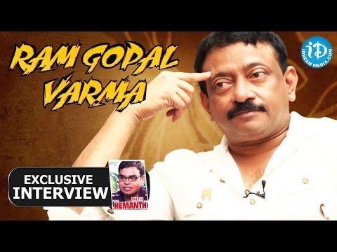 Xxx Mp4 Ram Gopal Varma Exclusive Interview Talking Movies With IDream 66 3gp Sex