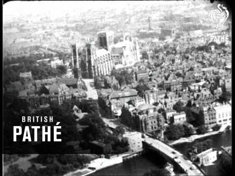 Britain From The Air - Various Towns (1924)