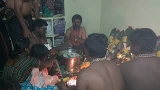 Ayyappa Swamy Abhishekam