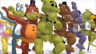 Little apple five  nights at freddy's