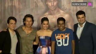 Baaghi Movie Trailer   Trailer Launch   Tiger Shroff   Shraddha Kapoor   UNCUT   Part 1