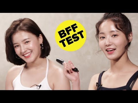 Download Lagu Momoland Takes The BFF Test MP3