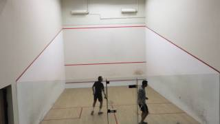 Ranking match between Shoaib and Faisal Nisar - Game 1 Part 1