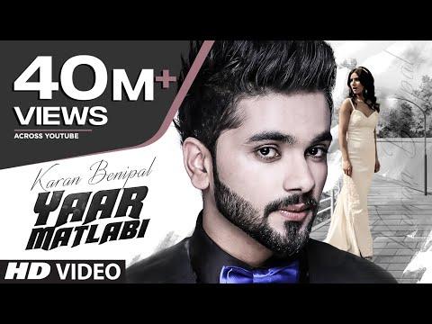 Xxx Mp4 Karan Benipal Yaar Matlabi Full Video Jaani B Praak Latest Punjabi Song 3gp Sex