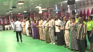 THE ANOINTING OF GOD: The Flow of God's Power