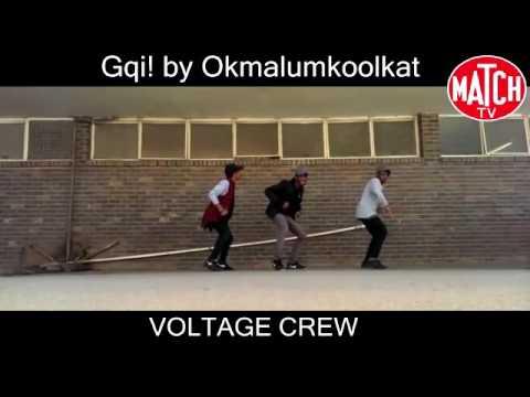 Okmalumkoolkat-Gqi dance cover