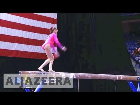Xxx Mp4 Child Sex Abuse Scandal Revealed In US Gymnastics 3gp Sex