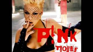 P!nk - Trouble (Hyper Remix)