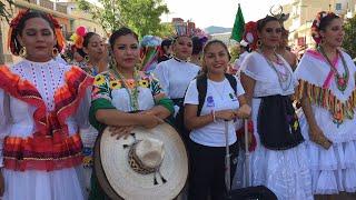 Festival Del Folklore En Calella España