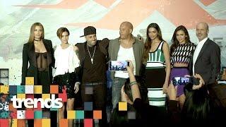 ¡Vin Diesel en México presenta XXX: Reactivado!