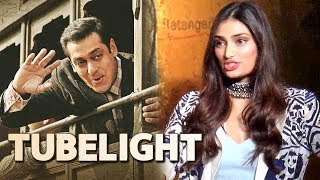 Athiya Shetty SHOCKING Reaction On Salman Khan