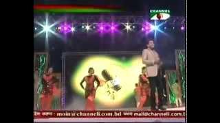 নোয়াখালীর আঞ্চলিক গান মনির খান Noakhalir Ancholick Gaan 9th Citycell Channel I Music Award 2013 Live