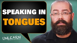 The Biblical Truth about speaking in tongues - UNLEARN the lies