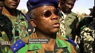 Les troupes engagées au Mali