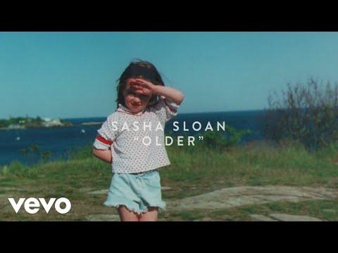 Sasha Sloan Older Lyric Video