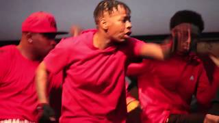 Junkyard Dance Crew perform Desiigner