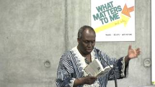 What Matters to Me And Why: Ngũgĩ wa Thiong'o