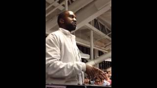 Kanye West speech at Harvard GSD 2013