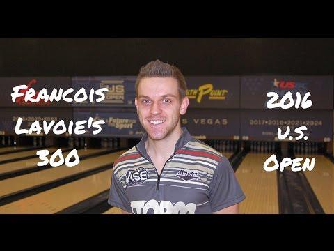 Francois Lavoie's 300