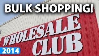 Bulk Discount Shopping Spree!