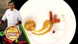 Sanjeev Kapoor Ke Kitchen Khiladi - Episode 78 - Rasmalai Twist