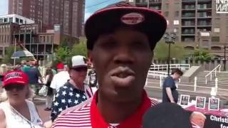 Black Trump Supporters [Compilation]