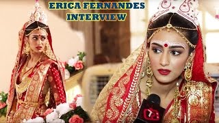 Erica Fernandes aka Sonakshi Interview on Favourite Bridal Wear, Jewellery & Wedding Songs