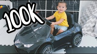 MAX HIT 100K ON INSTAGRAM!!