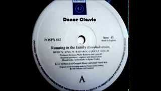 Level 42 - Running In The Family (Extended Version)