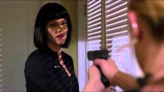 Criminal Minds - JJ's fight scene - Season 7 Finale